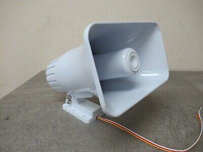 Elk Elk-ss30 Siren Speaker 30w Horn Two-tone 1137m