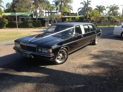 WB stretch limousine  Buff Point Wyong Area Preview