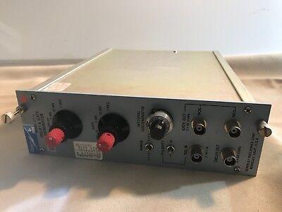 Berkeley Nucleonics Bnc Ct-2 Delay Gate Generator Plug-in Module