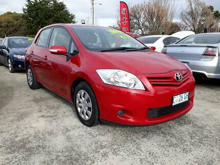 2011 Toyota Corolla Hatchback, Automatic Invermay Launceston Area Preview