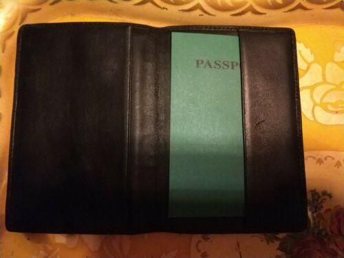 Passport Cover Genuine Leather - $1.25