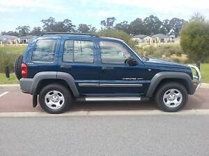 2002 Jeep Cherokee Wagon Baldivis Rockingham Area Preview