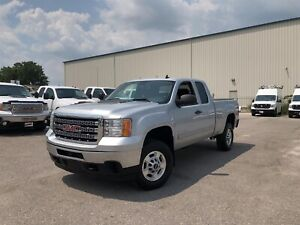 """2012 Gmc Sierra 2500 HD SLE Extended Cab  4x4 """"SOLD"""""""