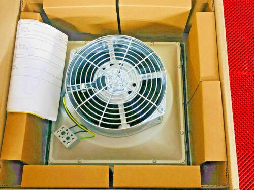 "Hoffman Pentair SF1016414 Fan, 10"", AC, 115V"