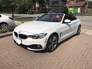 2014 BMW 428i CONVERTIBLE X-DRIVE W/ FACTORY WARRANTY NEW BRAKES