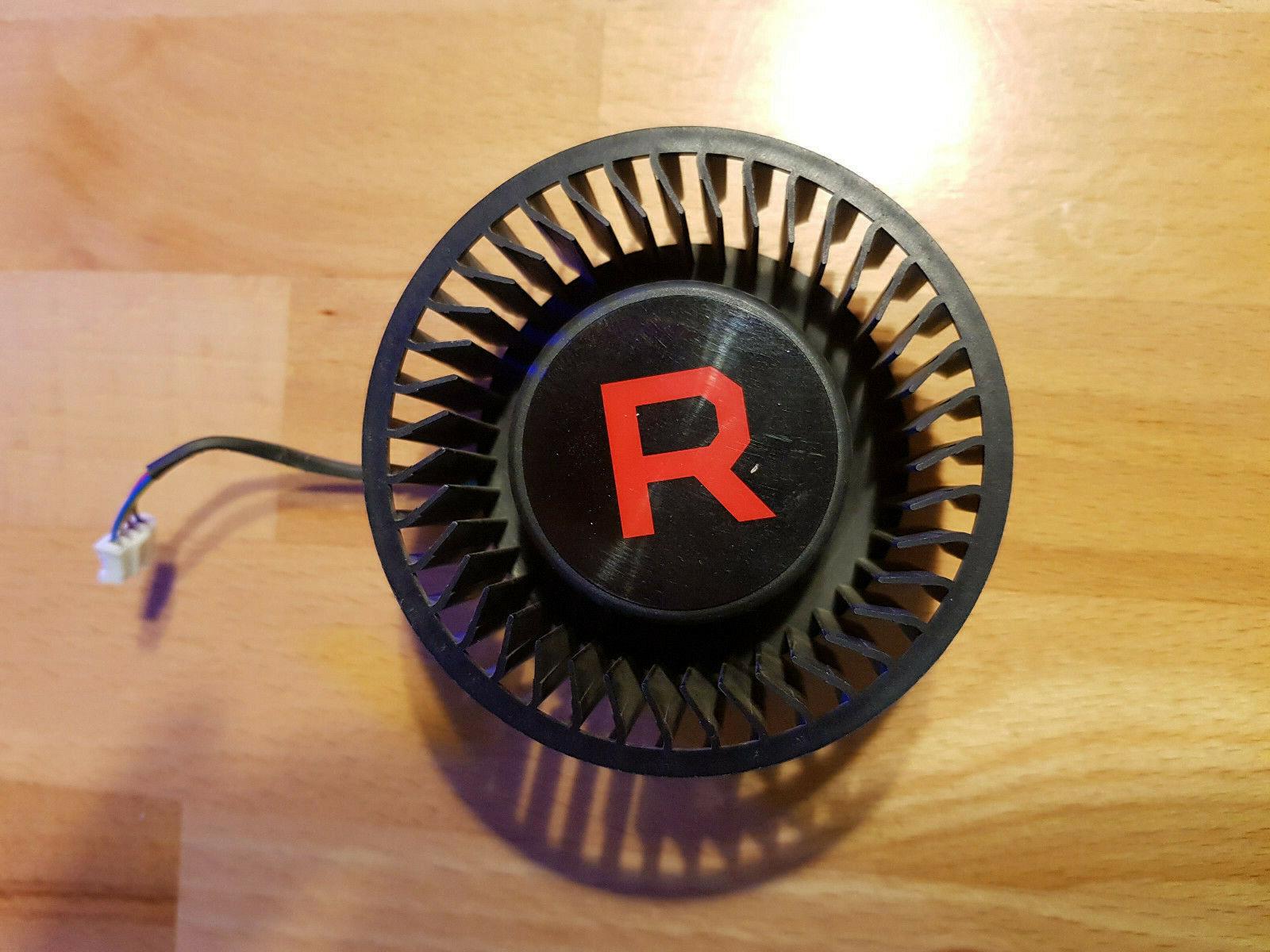 Grafikkarten Kühlkörper Lüfter für Sapphire Radeon RX VEGA 64 oder baugleiche