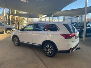 2017 LS 4WD Turbo Diesel Outlander Armidale Armidale City Preview