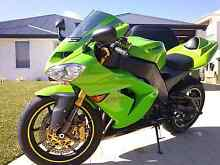 Zx10r 2004 ninja Midland Swan Area Preview