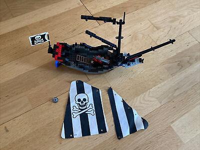 Vintage Lego Pirate Renegade Runner 6268 No Minifigures Or Manual