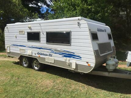 Caravan Goldstream RV 2008