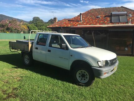 Wanted: Holden rodeo 2000 4x4