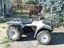 Suzuki King Quad ATV 4 wd and 2 wd Reliable exc cond Enfield Golden Plains Preview