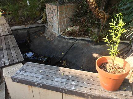 garden fish pond other home garden gumtree australia brisbane