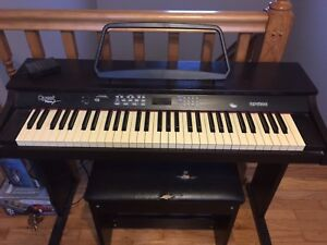Quest Piano Plus QP6100 with bench seat