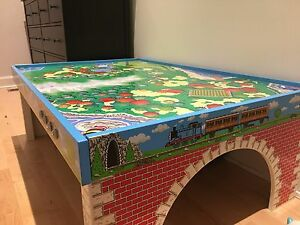 Thomas and friends play table Sodor Island