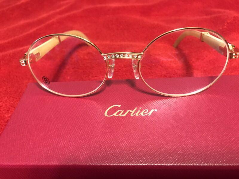 Authentic Cartier Glasses