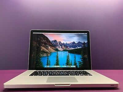 "Apple MacBook Pro 15"" Quad-Core i7 Turbo - Up to 2TB SSD & 16GB RAM - Warranty"