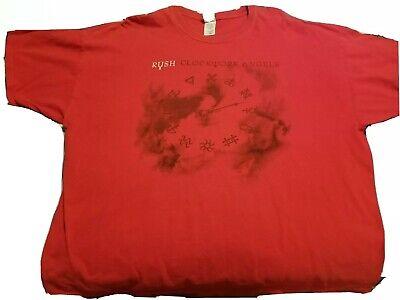 Rush band t shirt