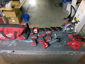 Milwaukee Brushless power tools Turrella Rockdale Area Preview