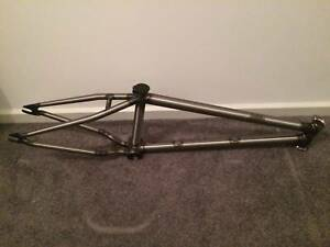 S M Nutter M O D Bmx Frame Brand New Bicycle Parts And