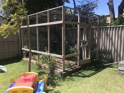 FREE chicken coop cage