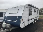 Caravan with shower , toilet , heating , cooling , solar and more Bacchus Marsh Moorabool Area Preview