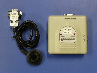 Newport OBP-A-9L Beam Position Detector with Interface Module, 2 Filters, used for sale  Asheville