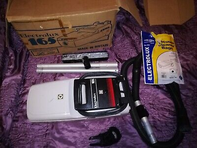 Vintage boxed Electrolux Z165 Vacuum Cleaner /Hoover
