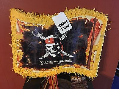 Pirates of the Caribbean Pull String Pinata