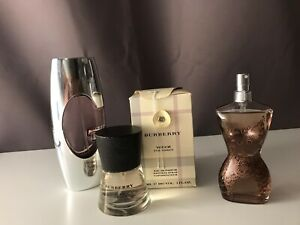 Parfum Burberry Guess Jean-Paul Gaultier