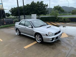 Subaru wrx for sale or swap has rwc and 6months rego