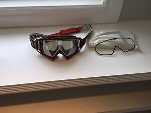 Thor motor cross googles