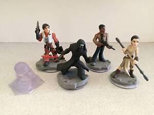 Complete STAR WARS The Force Awakens Playset Disney Infinity 3.0 Nundah Brisbane North East Preview