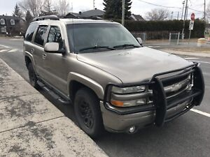 Chevy Tahoe Z71 2003