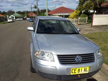 2002 Volkswagen Passat Sedan Granville Parramatta Area Preview