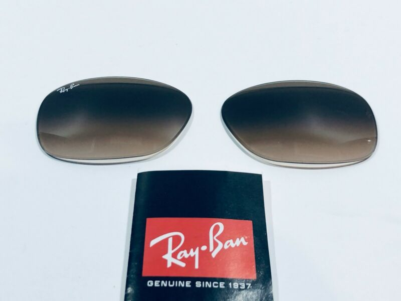 Ray Ban Replacement Lenses RB4101Jackie OHH Brown Gradient 58mm New Authentic