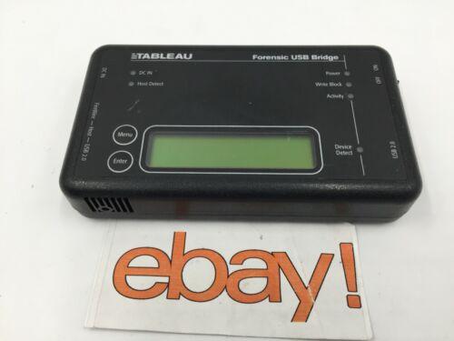 GENUINE Tableau Forensic USB Bridge Model T8 Forensic UltraBlock -FREE SHIPPING
