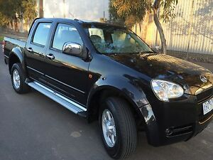 2009 Great Wall V240 Ute, double cab, Rwc and rego Glenroy Moreland Area Preview