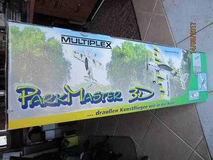 RC Plane Multiplex Park Master 3D