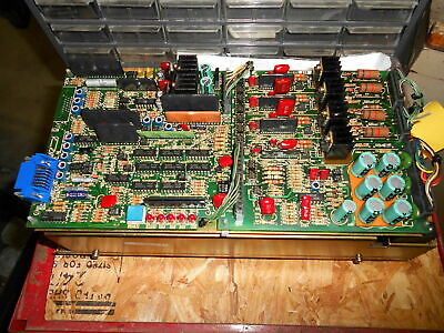 Yaskawa Electric Servopack Cpcr Mr152k Axis Drive Industrial Electrical Parts