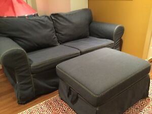 Sofa ikea Erktorp 2 places