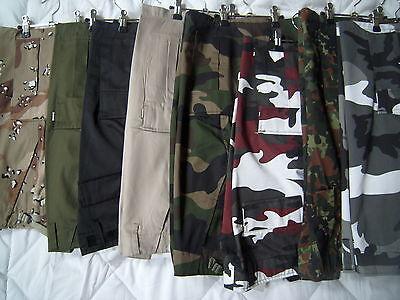 Neu Bermuda Short in 12 Farbvarianten Größe XXS-3XL kurze Hose Herrenhose