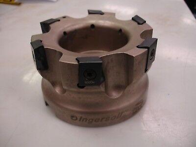 Ingersoll 4 Face Shell Milling Cutter Sj6n-04r01 1.5 Arbor