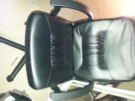 2 office chairs Strathfield Strathfield Area Preview