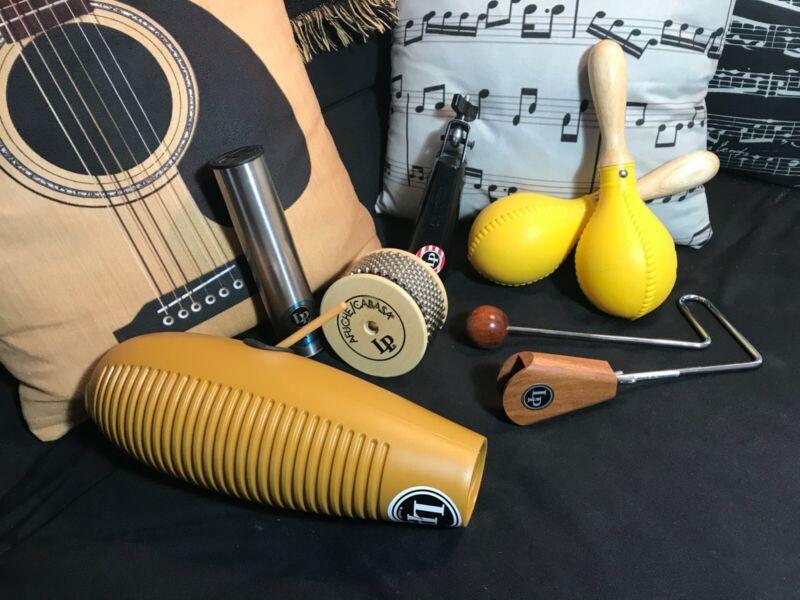 Latin Percussion instruments (6)