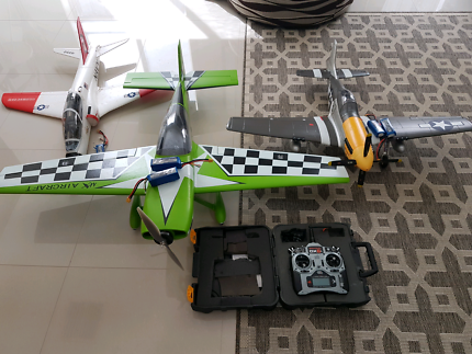 Rc planes will swap for 1/5 buggy