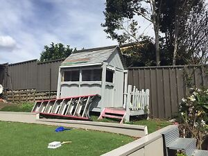 Kids cubby house Glenhaven The Hills District Preview