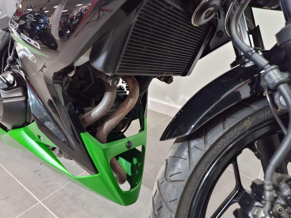 Kawasaki ER300