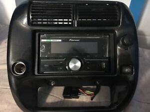 Contour de radio double din Ford/Mazda Pickup