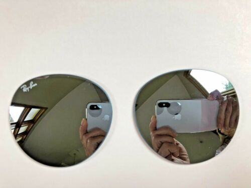 RAYBAN REPLACEMENT SUNGLASSES LENSES MODEL CLUB ROUND 4246